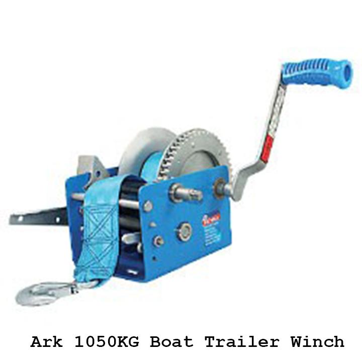 Ark Trailer Winch – 1050kg (Webbing)