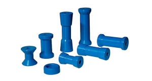 boat-trailer-rollers-blue-poly