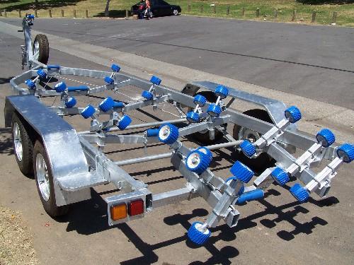 Boat Trailer Setup Roxom Buy Boat Trailer Rollers Parts