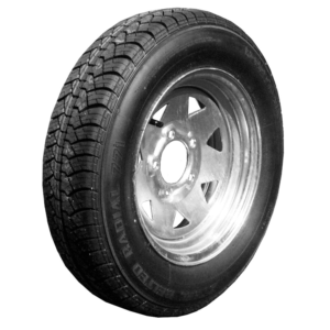 Boat Trailer Wheel and Tyre