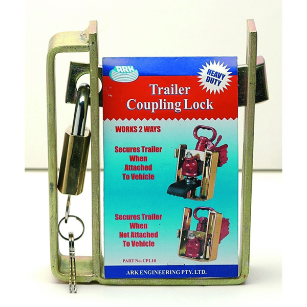 ARK Coupling Trailer Lock