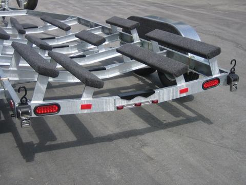 Boat Trailer Keel Pad Example