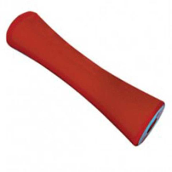 12-inch-red-soft-concave-keel-roller