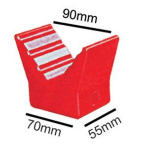 3-inch-red-poly-v-block