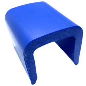 Blue Bumper Cover 50mm