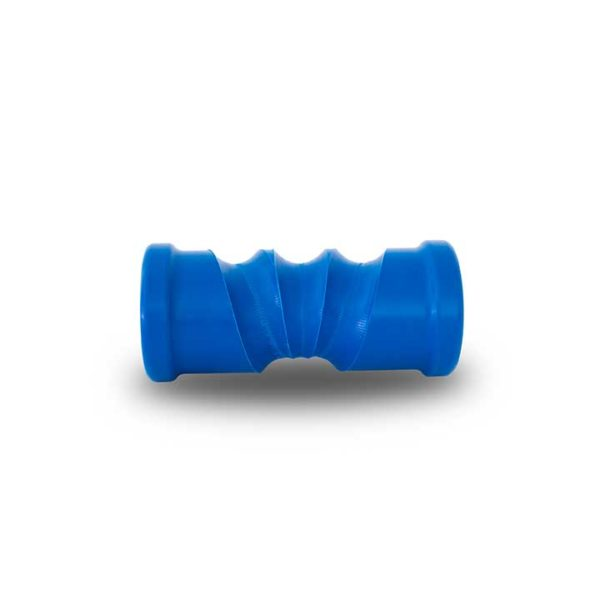 boat-trailer-self-center-keel-roller-blue