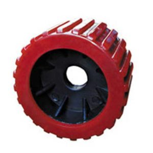red-ribbed-boat-trailer-wobble-roller