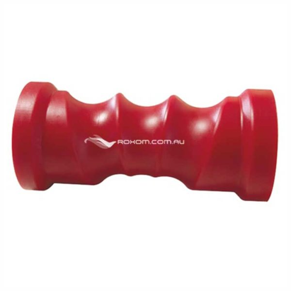 red-soft-self-centering-keel-roller-poly